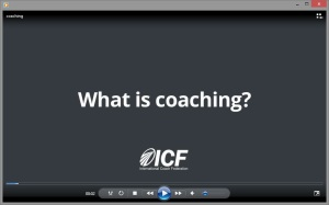 coaching video